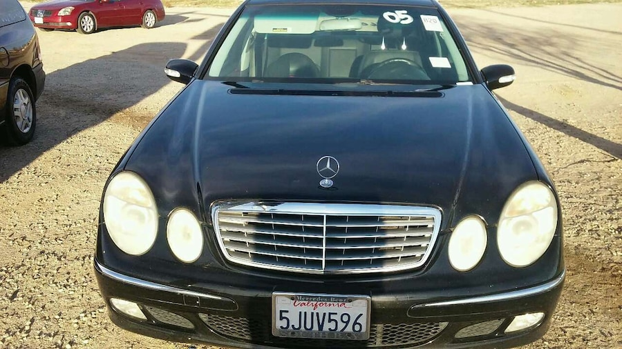 Mercedes Benz E350 In Colton Letgo