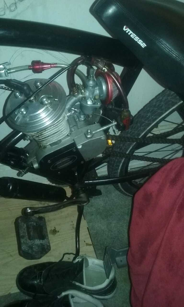 Specialized motorized racing b in east des moines letgo for Top quality motors east grand forks