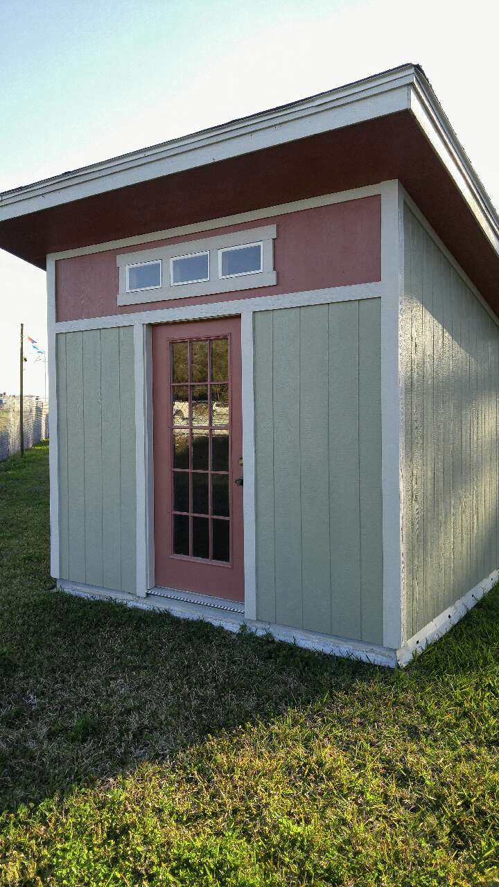 Letgo tuff shed 8x12 premier ranch in plant city for Studio shed prices
