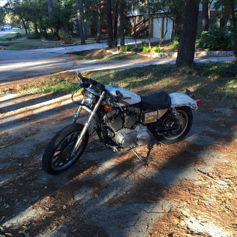 2000 Hd Sportster 1200 In The Woodlands Letgo