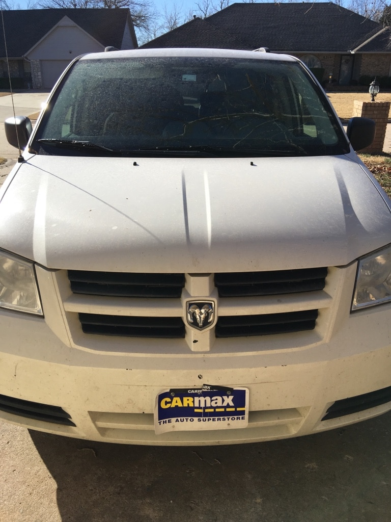 Letgo 2009 dodge grand caravan in warr acres Grand motors used cars
