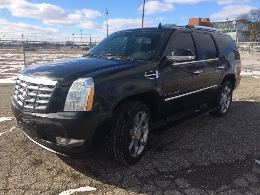 Letgo 2009 Cadillac Escalade Fully Loaded In Romulus