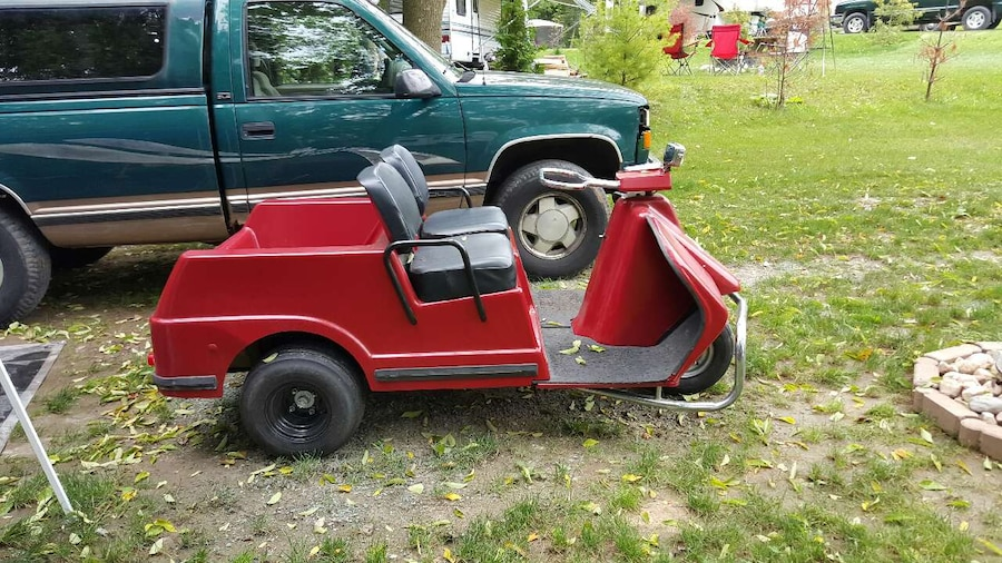 1967 harley davidson golf cart pictures to pin on