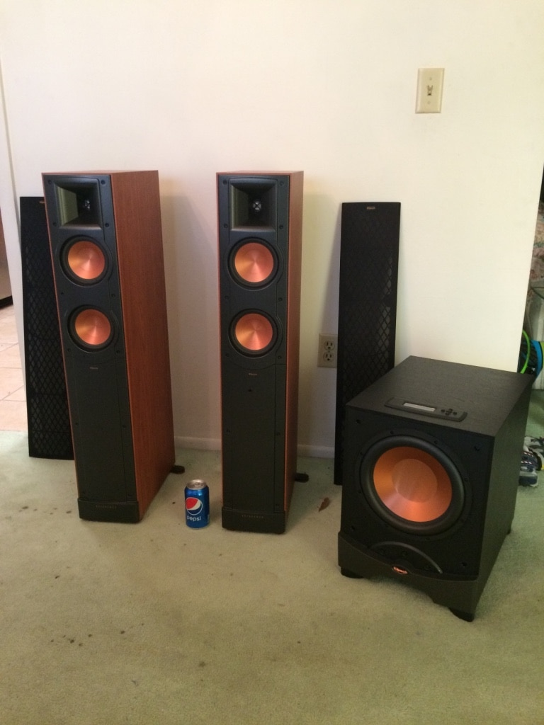 letgo moving must sell klipsch rs 5 in north fort myers. Black Bedroom Furniture Sets. Home Design Ideas