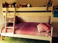 Double and single bunkbed MADRID