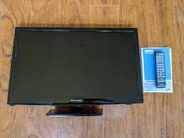 "Samsung 24"" 720p LED TV"