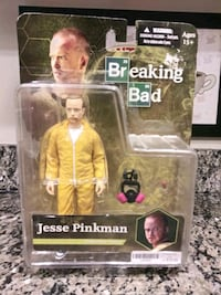 Breaking Bad: Jesse Pinkman figure   Gaithersburg, 20886