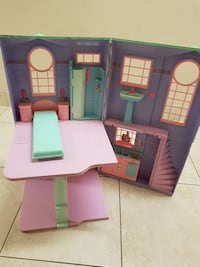 Two Level Barbie Doll House Toronto, M6L 2P2