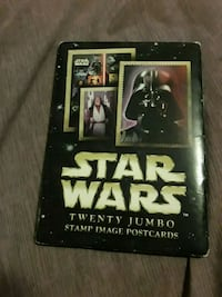 Star Wars: 19 Jumbo Postcards Independence charter Township, 48346