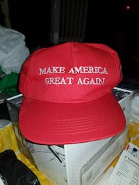 Ny Donald Trump make America Great Again caps