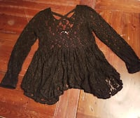 Babydoll Style Lace top (M/L) Vancouver, V6H 3W9
