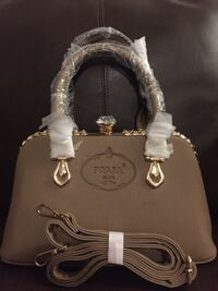 Jeweled beige prada tote bag Newark, 07112