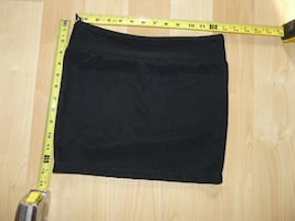 Mini Skirt by Poetry, black small - $15