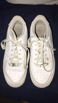 Air forces size 6