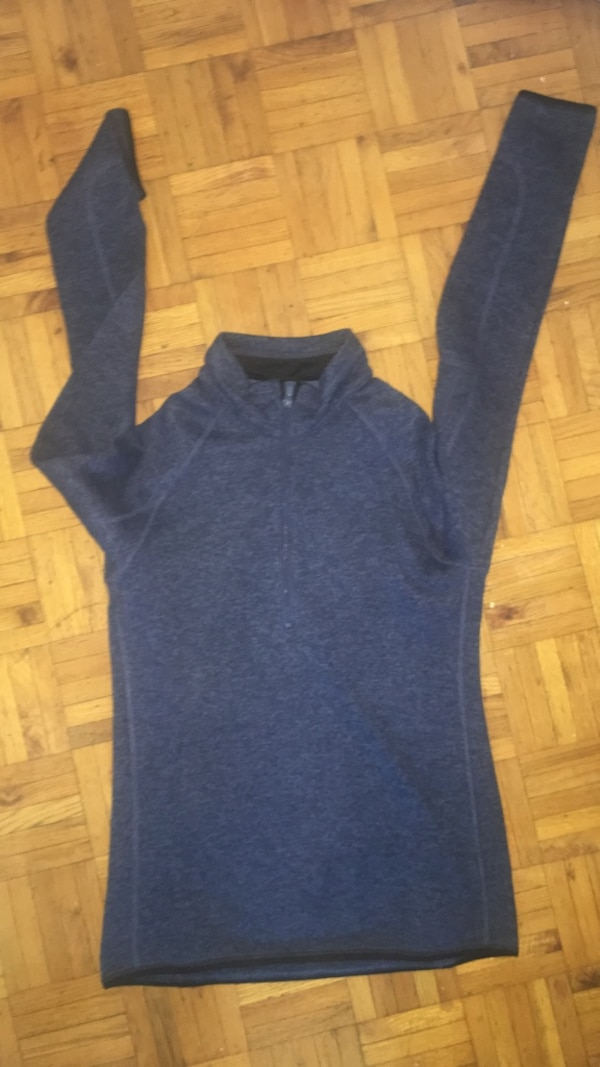 navy blue turtle neck seater unisex