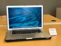 "15"": MacBook Pro WE FINANCE!! Gaithersburg, 20877"