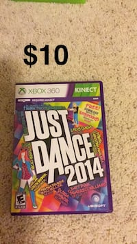 Just Dance 2014 Xbox 360 game