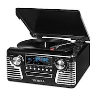 Innovative Technology ITVS50-200 Turntable (Red or Black) Toronto