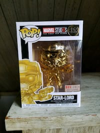 Star Lord BoxLunch Funko Pop Chicago, 60632