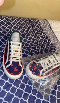 Gucci tennis shoes 88