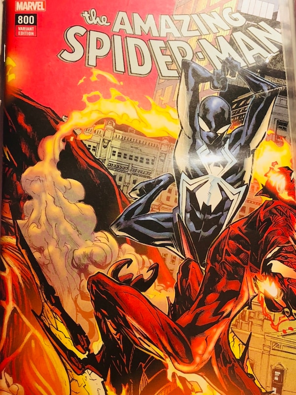 Amazing Spider-Man 799, 800, variant mint condition