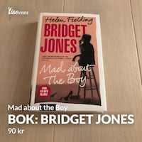 Bok: Bridget Jones  Hetlevik, 5304