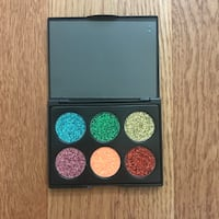 Popfeel Face and Body Glitter Eyeshadow Palette BRAND NEW  Springfield, 22150