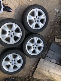 Toyota rims and tires  Adelphi, 20783