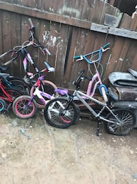 7  Bicycle's for $45  Norcross, 30071
