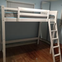Bunk bed, bunky board & mattress Springfield