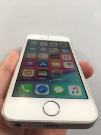 iPhone 5s 16GB - Silver (Sprint, Boost, Virgin Mobile) Frederick