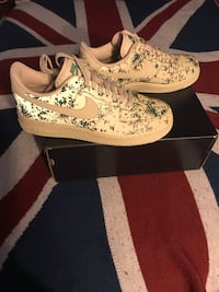 Nike Air Force 1 07 LV8 team gold 3M Germantown, 20874