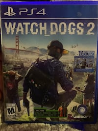 Watch Dogs 2 PS4 Game Florida City, 33034