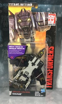 Transformers Titans Return Ravage Richmond