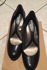 Black Heels-Naturalizer