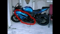 blue and red sports bike Winter Springs, 32708