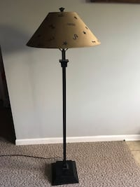 Floor Lamp with shade Inverness, 60067