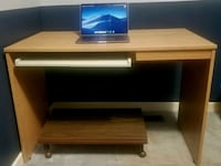Computer Desk with Computer Stand Surrey, V3W 6Z3