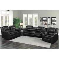 Sofa, loveseat and chair Windsor