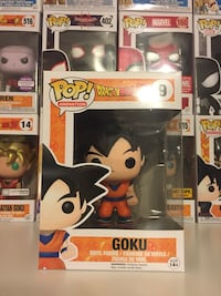 Goku Dragon Ball Z Exclusive Funko Pop