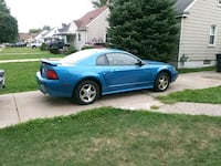 Ford - Mustang - 2002 Taylor, 48180