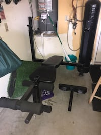 Bench Press Orcutt, 93455