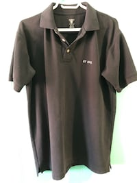 St.Pauls Secondary School Uniform Polo Shirt- Size Adult Medium $5