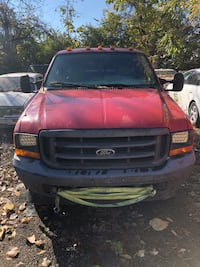 2001 Ford F-350 Super Duty super cab