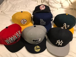 Fitted & Snapback caps