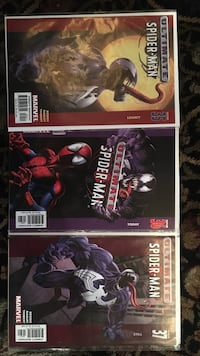 Ultimate Spider-Man Issues 35-37 Vaughan, L6A 2N5