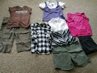 Womens clothes  size 14/16 Stanley, 22851