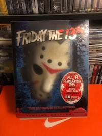 Friday The 13th Ultimate Collection  New York, 10036