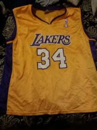 Lakers O'Neal jersey  (offical) Cohoes, 12047