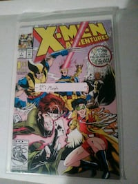 X-Men adventures first issue and first appearance of morph Glen Burnie, 21060
